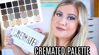 JEFFREE STAR CREMATED PALETTE: REVIEW + 3 LOOKS