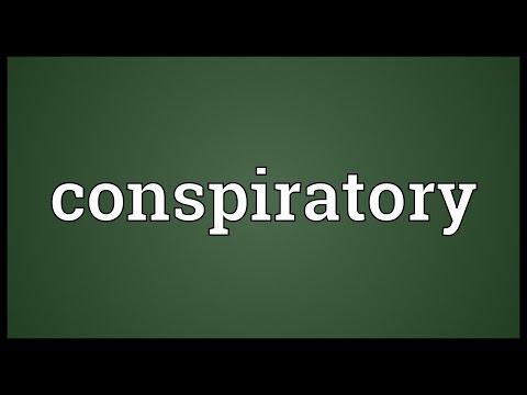 Header of conspiratory