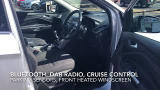 Ford Kuga 2.0 TDCi Zetec
