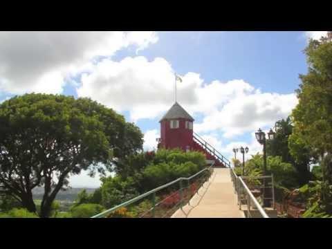 Visit Gun Hill Signal Station & Lion a Popular Barbados Holiday Attraction