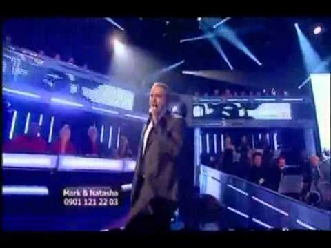Natasha Hamilton & Mark Moraghan - Do You Love Me (Just The Two Of Us 2006)