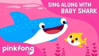 Opposites In the Sea | Sing Along with Baby Shark | Pinkfong Songs for Children