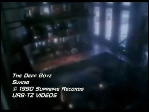 The Deff Boys - Swing 1990 (Official Video)