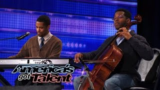 Sons Of Serendip Dreams Come True With A 34 Somewhere Only We Know 34 America 39 S Got Talent 2014