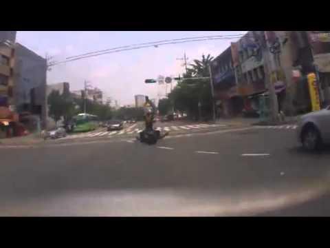Неудачник. ДТП с участием мотоциклиста