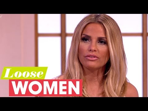 Katie Price Sticks Up For Sharon Osbourne's McCanns Comments | Loose Women