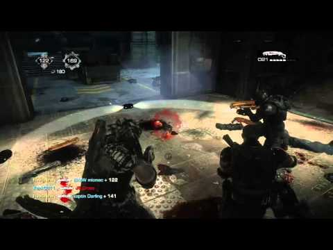 GoW: KOTH - Killing Spree! 4