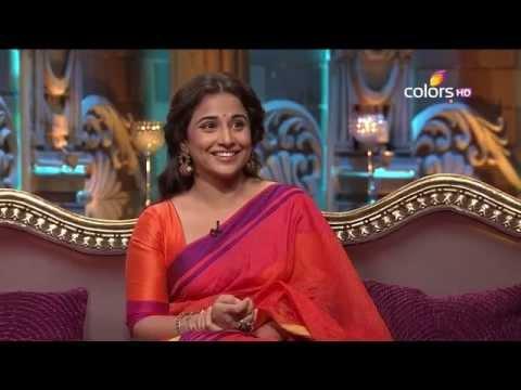 The Anupam Kher Show - Vidya Balan - Episode No: 6 - 10th August 2014(HD)
