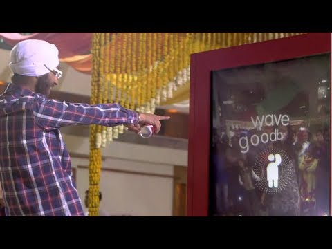 Coca-cola Small World Machines - Bringing India & Pakistan Together video