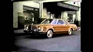 1976 Commercial: Ford Mercury Monarch