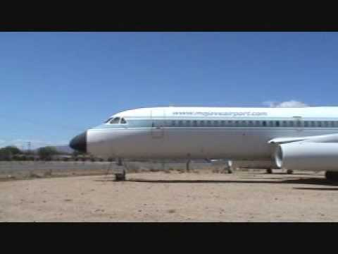 Mojave Airport - Airplane Graveyard