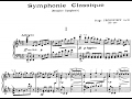 Prokofiev Symphony No 1 In D Major Op 25 Classical mp3