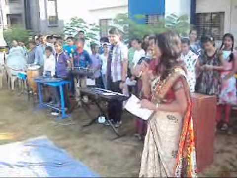 Podar International School, Satara   Childrens Day 2013