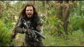 "Winter Soldier - Close Combat Quarters & Weapons Specialty (Including ""Avengers: Infinity War"") [HD]"