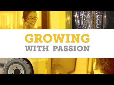 Jungheinrich 2014: Growing with Passion (English)