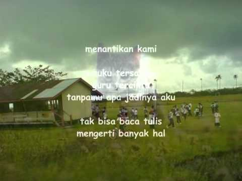 Terima Kasih Guruku..wmv video