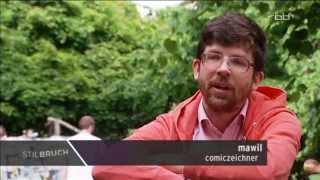 Mawil - Comic-Representant erzählt aus alten und neuen Zeiten