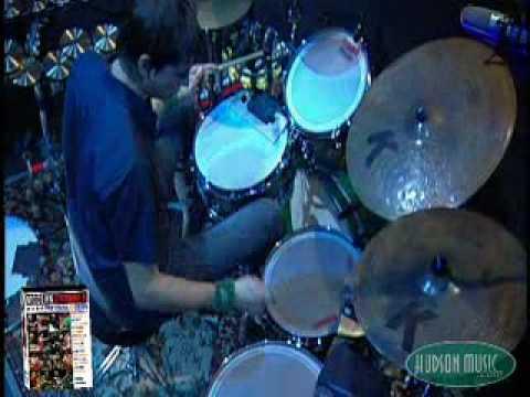 Glenn Kotche at Modern Drummer 2006 Festival