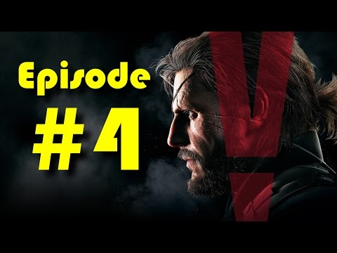 The Daily JAM - Metal Gear Solid 5: The Phantom Pain - Ep. #4: Our Most Boring Episode Yet!