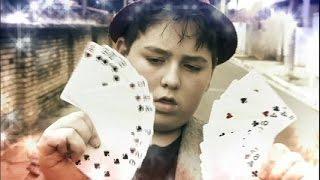 Menino mágico de 13 anos faz truques incríveis e aceita desafio para realiza sonhos