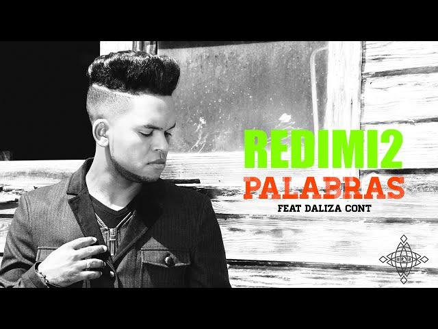TRACK 8. PALABRAS - REDIMI2 feat. DALIZA CONT