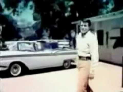 1959 Ford Sunliner Convertible - Commercial