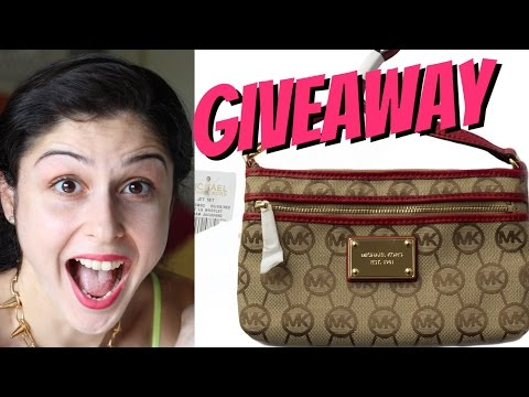 Michael Kors GIVEAWAY + Confidential Couture Review !!!