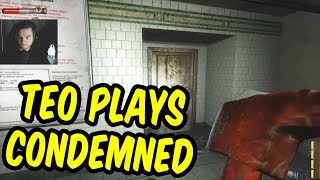 Teo is innocent in Condemned: Criminal Origins