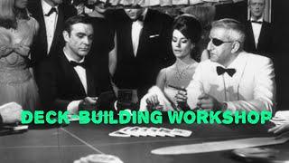 Deck building workshop - Arkham Horror LCG