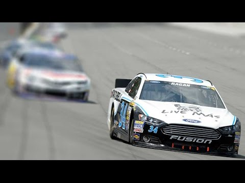 Getting a running start at Pocono Raceway