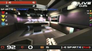 QuakeCon 2011 - TDM GRAND FINAL Salivating Monstahz vs iCE cLIMBERS