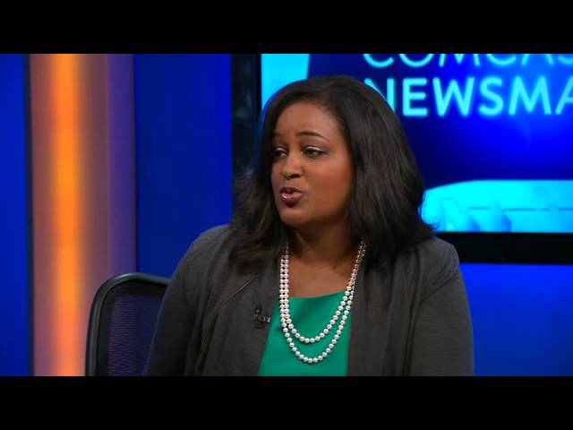 Chanelle Hardy on the State of Black America 2014