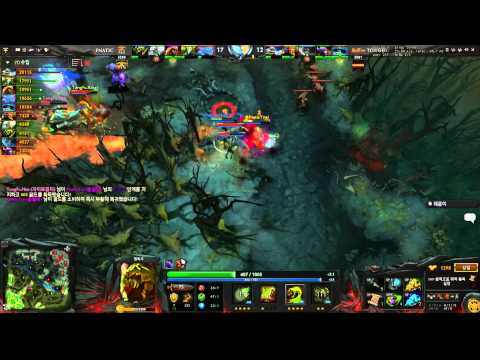 TongFu vs   Fnatic UB Round 1B 2 of 2  Korean Commentary