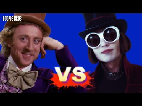Willy Wonka And The Chocolate Factory: Original Vs Remake