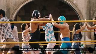 Musique Publicité 2018 - Orangina - Catcheurs Mexicains - Dirty Dancing (Version Courte)
