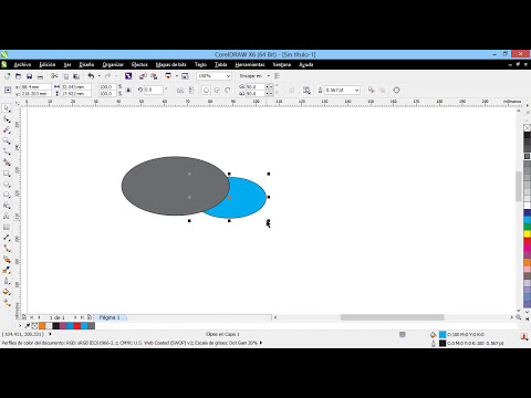 Curso Introducción a CorelDraw X6 - 37 Herramientas de forma