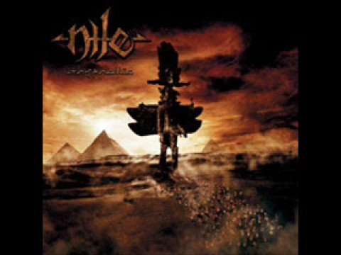 Nile - The Language Of The Shadows
