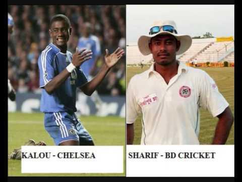 Famous Football Celebrity Lookalikes - Arsenal / Man Utd / Chelsea / Liverpool / Spurs