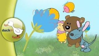 Baba-csapat (1. rész) - ducktv (mese babáknak)