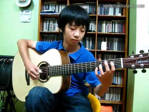 (Beatles) While My Guitar Gently Weeps - Sungha Jung Music Videos