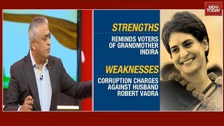 Priyanka Gandhi, Congress' Brahmastra For 2019 Elections ? | Mood Of Nation With Rajdeep