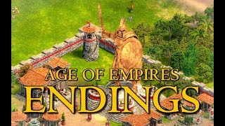 Age Of Empires: Definitive Edition - All Endings