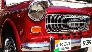 Vintage car in udaipur for rent