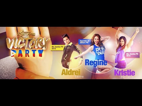 Zstars Philippines Victory Party -  Year 2