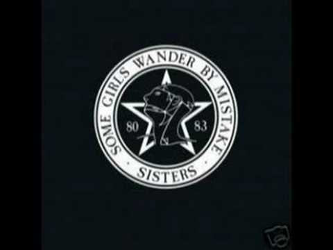 Sisters Of Mercy - Adrenochrome
