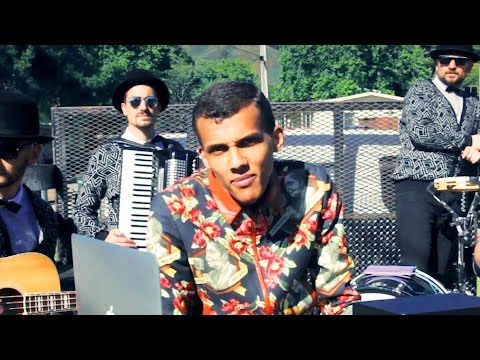 "Stromae Takes America - ""Ave Cesaria in San Francisco"