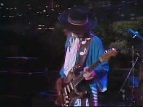 Vaughan Stevie Ray - Voodoo Child - Live!