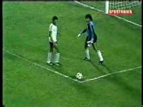 El Unico gol de El Salvador Espa a 82 el de la historia