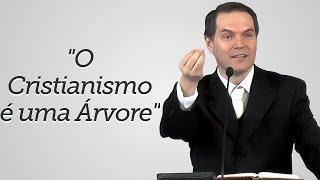 """""""O Cristianismo é uma Árvore"""" - Sérgio Lima"""