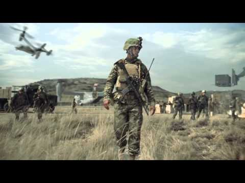USAA Marines Commercial: Fighting With a Purpose